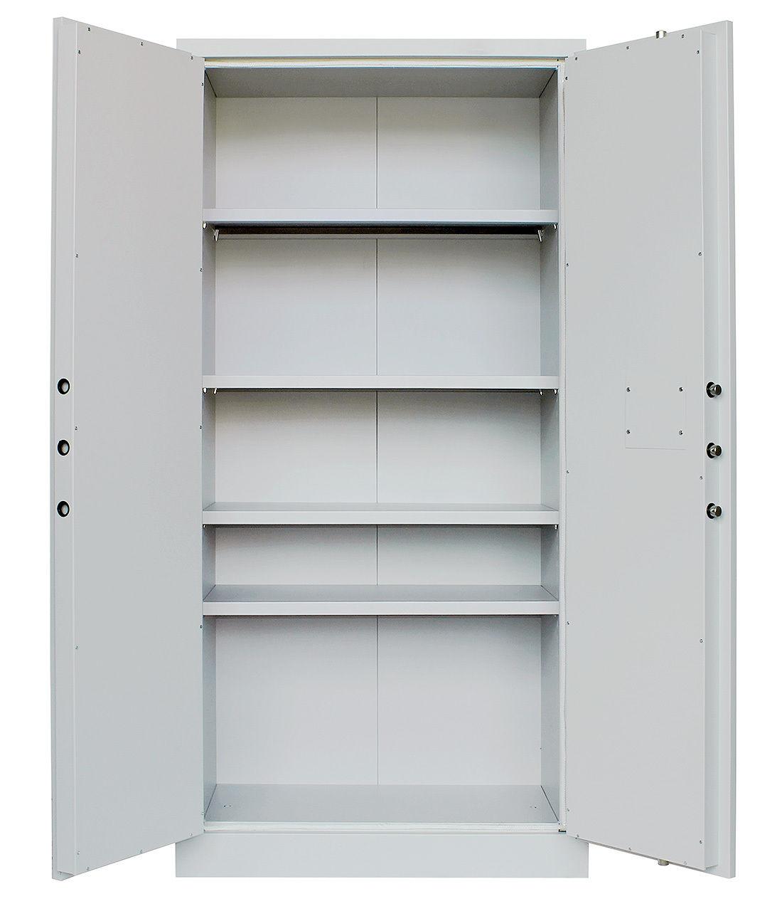 tresor feuergesch tzer sicherheitsschrank dokumentschrank wertschrank grau 7035 ebay. Black Bedroom Furniture Sets. Home Design Ideas